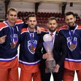 UNN students win the World Cup of College Hockey 2018