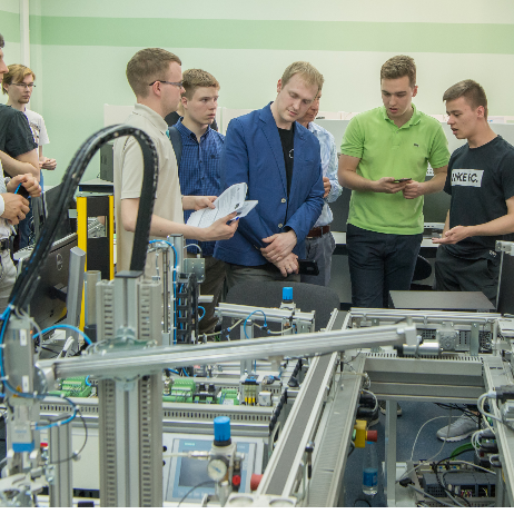 St. Petersburg Polytechnic University and German industry: a partnership of ideas and technologies