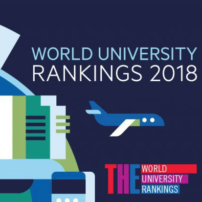 12 Universities of Association Get into THE World University Ranking 2018 Top-1000